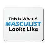 Masculist Mousepad