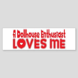 Dollhouse Bumper Stickers Cafepress