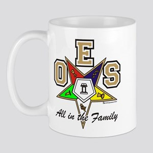 All in the Family Coffee Mug