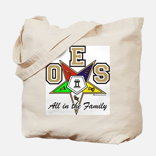 Alll in the Family ToteBag