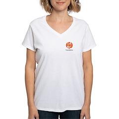 Foundation Women's V-Neck T-Shirt