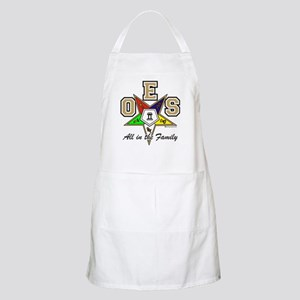 All in the Family BBQ Apron