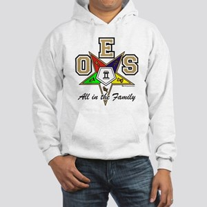 All in the Family Hooded Sweatshirt