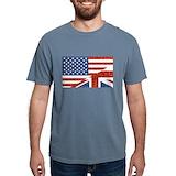 England usa Comfort Colors Shirts