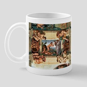 Creation Of Eve Mug