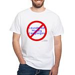 No LMC White T-Shirt