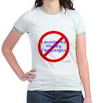 No LMC Jr. Ringer T-Shirt