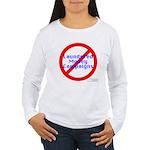No LMC Women's Long Sleeve T-Shirt