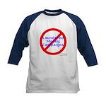 No LMC Kids Baseball Jersey
