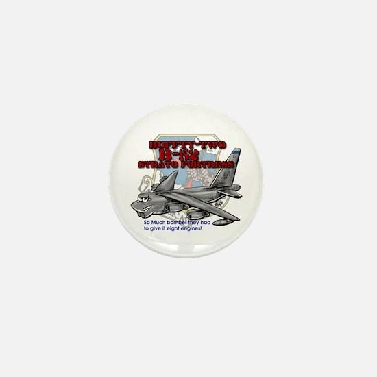 B-52 Strato Fortress Mini Button
