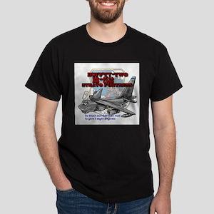 B-52 Strato Fortress Dark T-Shirt