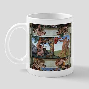 Fall Of Man Mug