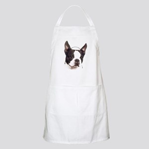 Boston Terrier BBQ Apron