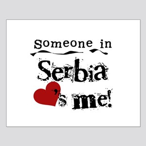 Serbia Loves Me Small Poster
