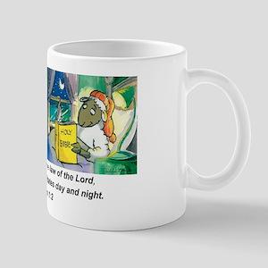 Psalm 1:2 Mug