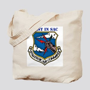 SAC - Strategic Air Command Tote Bag