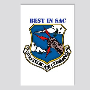SAC - Strategic Air Command Postcards (Package of