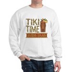 Tiki Time on Sanibel - Sweatshirt