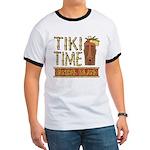 Tiki Time on Sanibel - Ringer T