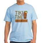 Tiki Time on Sanibel - Light T-Shirt