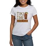 Tiki Time on Sanibel - Women's T-Shirt