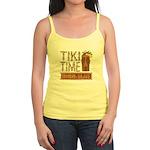 Tiki Time on Sanibel - Jr. Spaghetti Tank