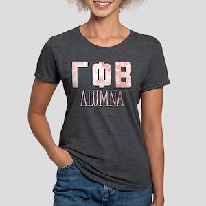 Gamma Phi Beta Alumna Womens Tri-blend T-Shirt