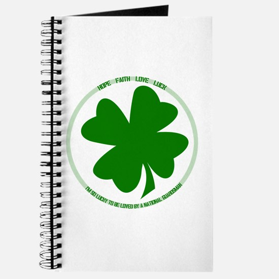Lucky to be Loved (Guardsman) Journal