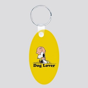 Peanuts Dog Lover Keychains