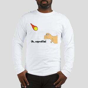 coprolite Long Sleeve T-Shirt