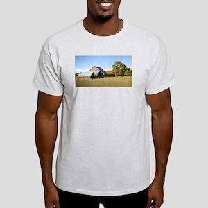 Barn today, view II Ash Grey T-Shirt