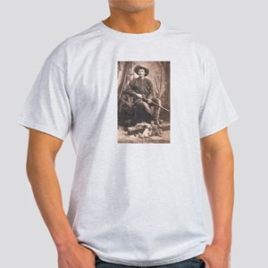 Young John Lorang Ash Grey T-Shirt