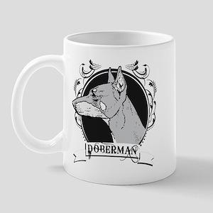 Doberman Pincer Mug