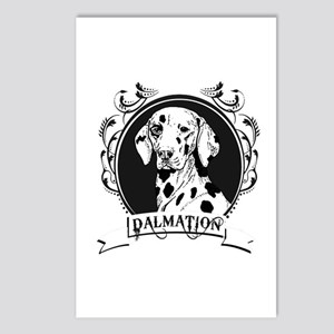 Dalmation Postcards (Package of 8)