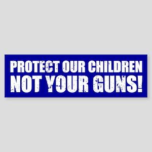 Pro Gun Ownership Bumper Bumper Sticker by ClinkArts |Gun Bumper Stickers