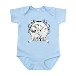 Labrador Retriever Infant Bodysuit
