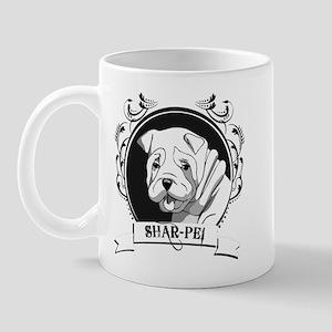 Sharpei Mug