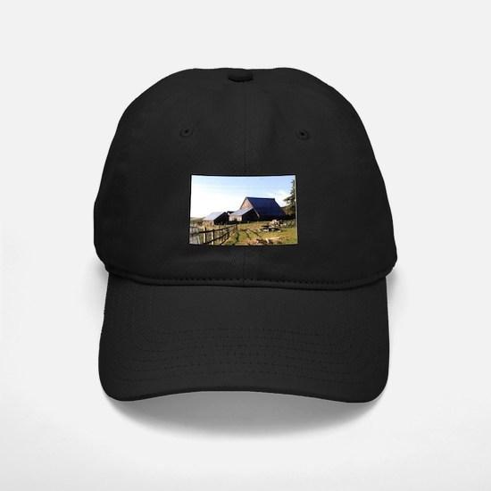 Barn today Baseball Hat