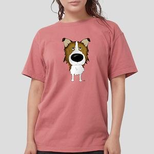 Big Nose/Butt Rough Collie T-Shirt