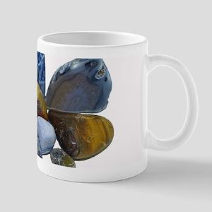 Polished Rocks Mugs