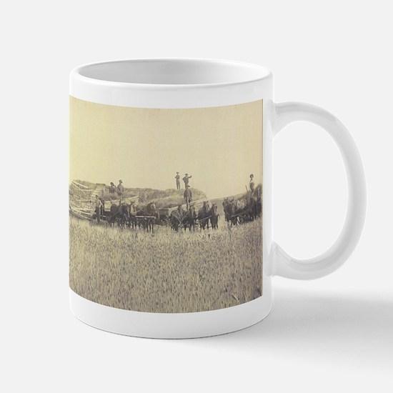 Harvesting crew Mug