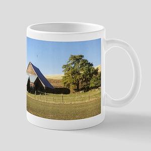 Barn today, view II Mug