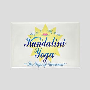 Kundalini Yoga Rectangle Magnet