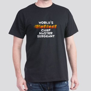 World's Hottest Chief.. (A) Dark T-Shirt