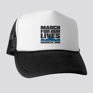 March For Our Lives Washington DC Trucker Hat