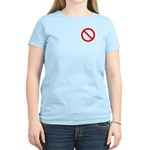 No Women's Light T-Shirt