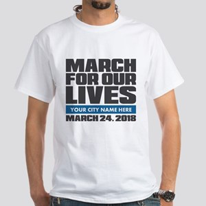 March For Our Lives Persona Men's Classic T-Shirts