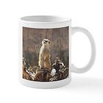 Meerkat_large Mugs