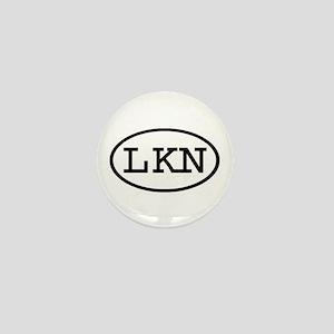 LKN Oval Mini Button