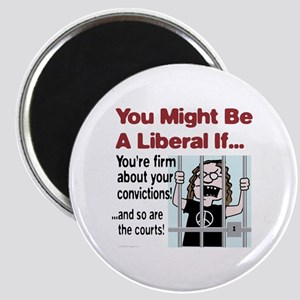 You're firm about your convictions! Magnet